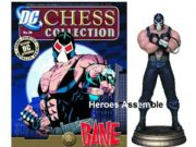 DC Chess Figurine Collection #18 Bane Black Pawn Eaglemoss